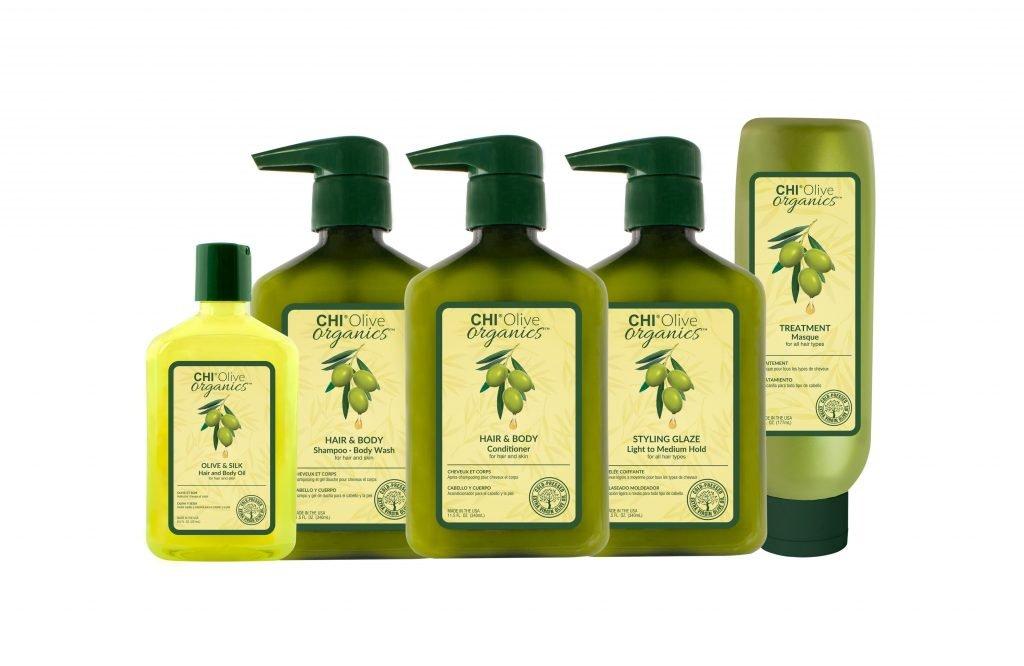 CHI Hårprodukter, hårpleje, shampoo, organic, styling